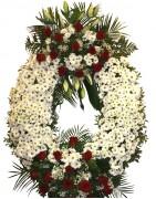 Corones de flors per difunts