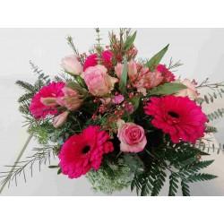 Centre gereberes i roses...