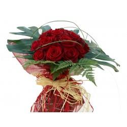 Ram de 15 roses