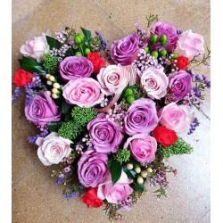 Cor roses naturals colors