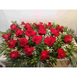 Coixí de roses